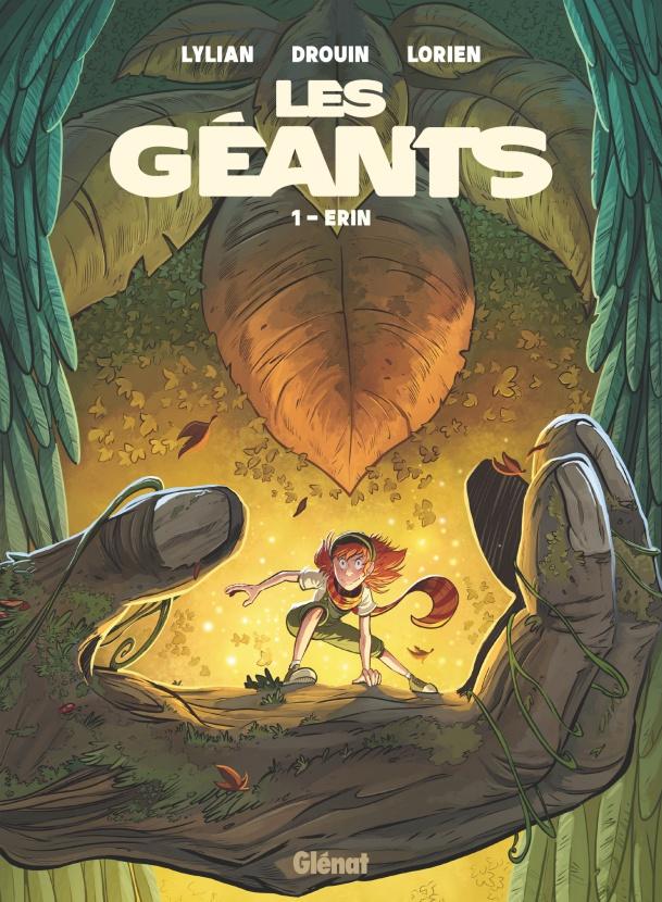 Les Géants couverture