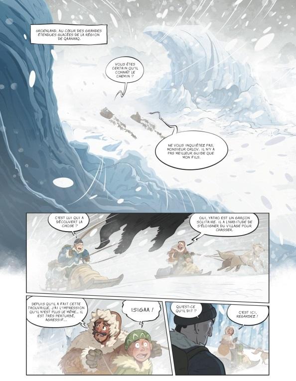 Les géants page 1