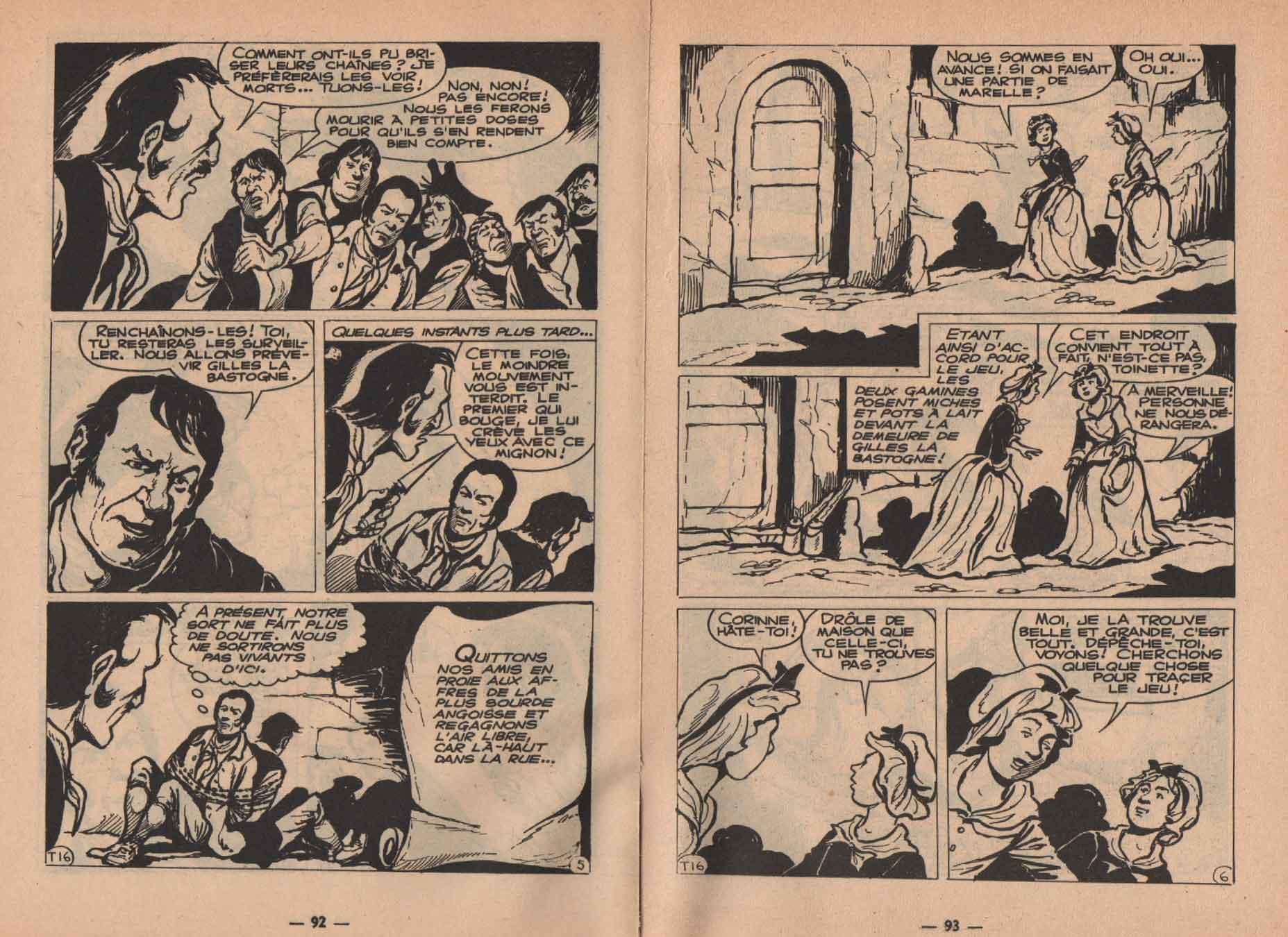 « Morin le Fort » Titan n° 16 (08/1964).