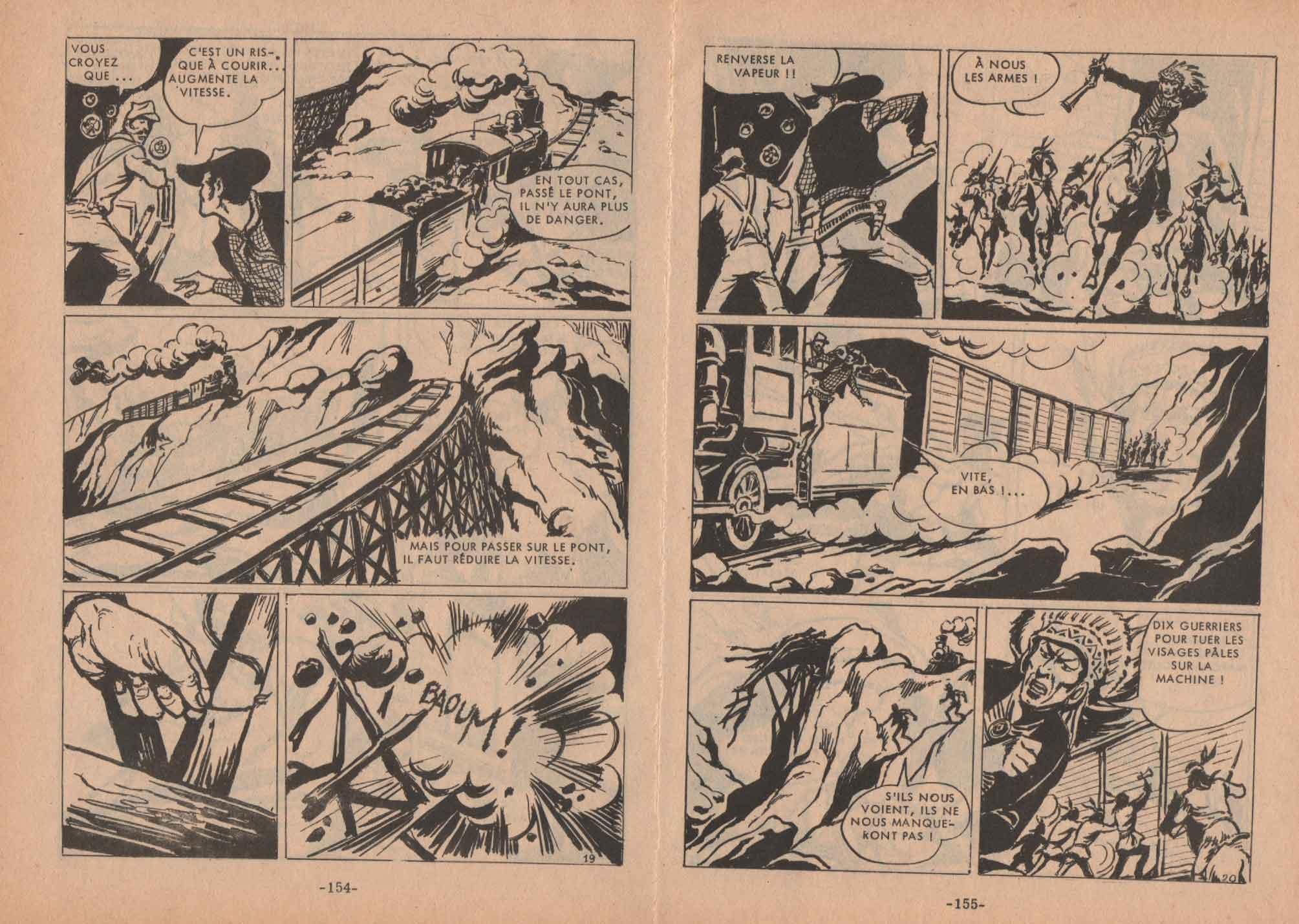 «La Chevauchée fantastique » Spécial Zorro n° 17 (04/1962).