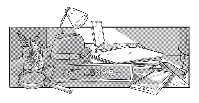 Philippine Lomar T5 dessin