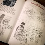 Recherches de couvertures pour le T2 (visuel et extraits : éditions Black & White, 2018).