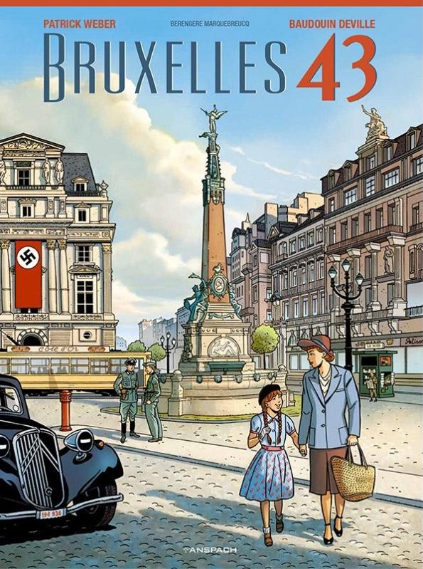 Bruxelles 43 couv