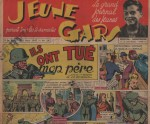 « Ils ont tué mon père » Jeunes gars n° 24 (21/03/1947).