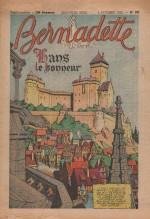 « Hans le sonneur » Bernadette n° 357 (04/10/1953).