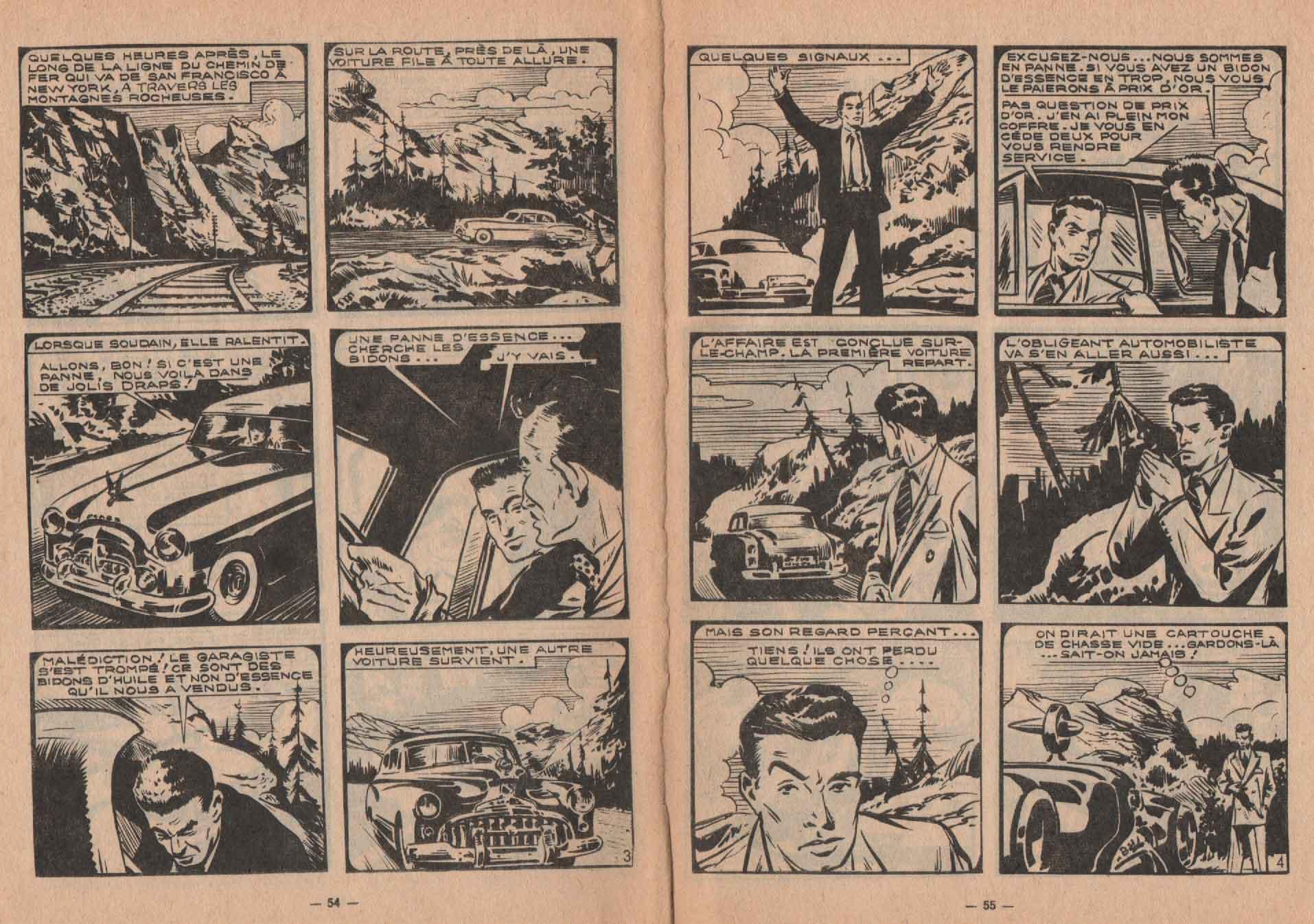 «John Bole » Commando n° 55 (02/964).