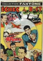 « Échec à B.17 » Collection Fantôme n° 7 (20/05/1949).