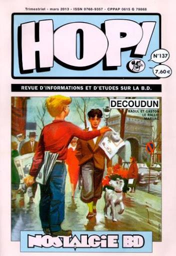 Tout sur Jean-Pierre Decoudun dans le n° 137 de Hop !.