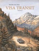 Un voyage au long cours (couverture du T1 - Gallimard 2019).