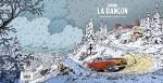 Jaquette de l'album « La Rançon » : 31e aventure du journaliste Guy Lefranc.