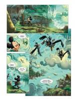 Mickey et la terre des anciens page 10