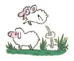 Louve y es-tu ? moutons