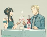 Illustration réalisée à l'occasion des 5,5 millions d'exemplaires vendus au japon. Un succès indéniable pour la série.