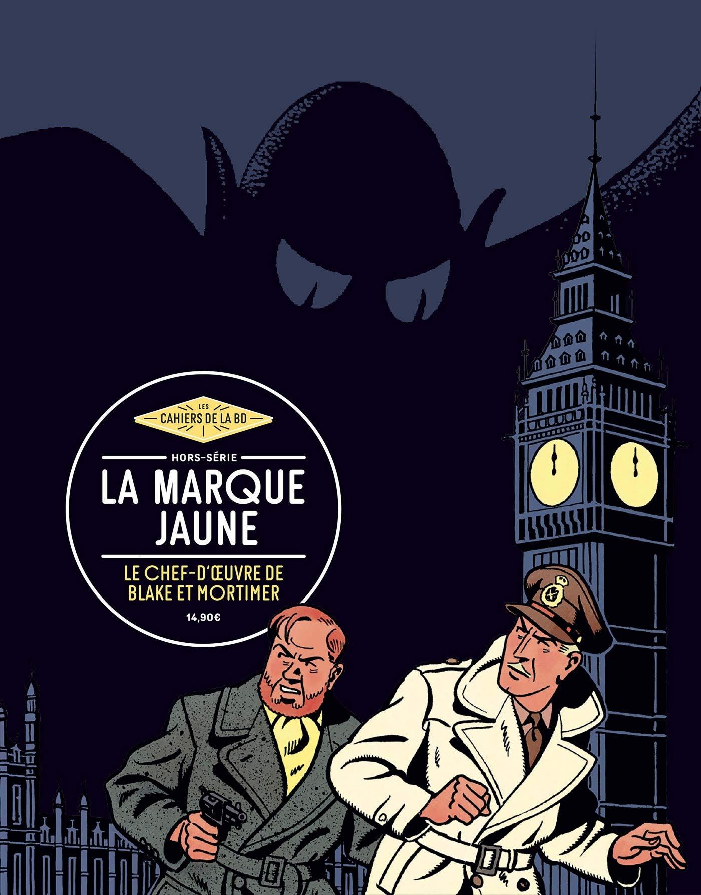 Les Cahiers de la BD HS n° 6 : « La Marque jaune »  (2020).
