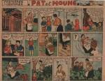 « Pat et Moune » : Âmes vaillantes n° 40 (05/10/1947).