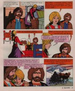 «Odahraun» : J2 magazine n°2 (09/01/1974);