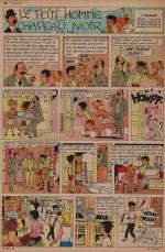 «Pat et Moune: Le Petit Homme au chapeau noir» : Âmes vaillantes n°25 (19/06/1960);
