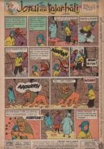 «Jordi: Au Tojar-Hâli» : Cœurs vaillants n°40 (05/10/1961).