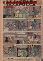 «Jordi: Le Jaguar de Taxapulca» : Fripounet n°16 (19/04/1962).