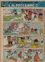 «Jordi: L'Étrange Odyssée de l'HippocampeII» : Fripounet n° 4 (24/01/1963).