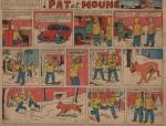 « Pat et Moune : Le Toucan rouge » : Âmes vaillantes n° 23 (05/06/1949).