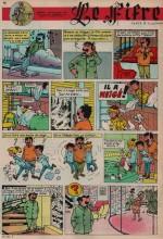 «Pat et Moune: Le Fifre de Koblence » : Fripounet n°35 (01/09/1966).