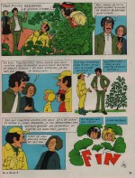 «Pat et Moune: L'Arbre aux 40écus» : Fripounet n°39 (26/09/1973).