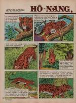 «Hô-Nang la tigresse» : Fripounet n°17 (23/04/1975).