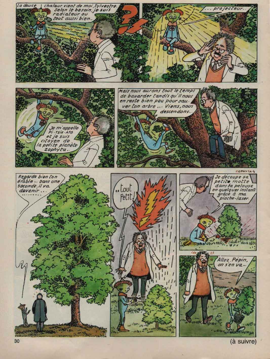«Mohican» : Fripounet n°41 (10/10/1979).