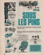 «Pistil» : Francs jeux n°542 (07/969).