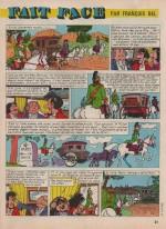 «Pyle fait face» : Francs jeux n°594 (15/01/1972).