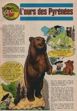 «L'ours des Pyrénées» : Francs jeux n°686 (15/06/1976).