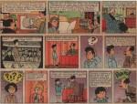 «Pat et Moune: Le Centaure de Mykonos» : Âmes vaillantes n°1 (06/01/1957).