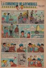 «Pat et Moune: La Cornemuse de Gaymorall» : Âmes vaillantes n°48 (01/12/1960).