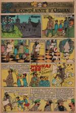 «Pat et Moune: La Complainte d'Ossian» : Âmes vaillantes n°13 (29/03/1962).