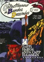 Le Collectionneur de bandes dessinées n° 112.