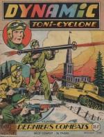 Dynamic n° 17 (janvier 1954) : couverture par Roger Melliès.