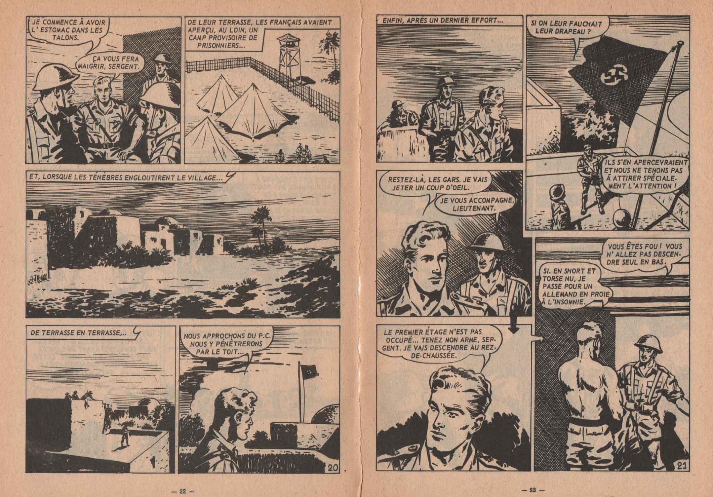 « Tomic » Téméraire n° 69 (06/1964).