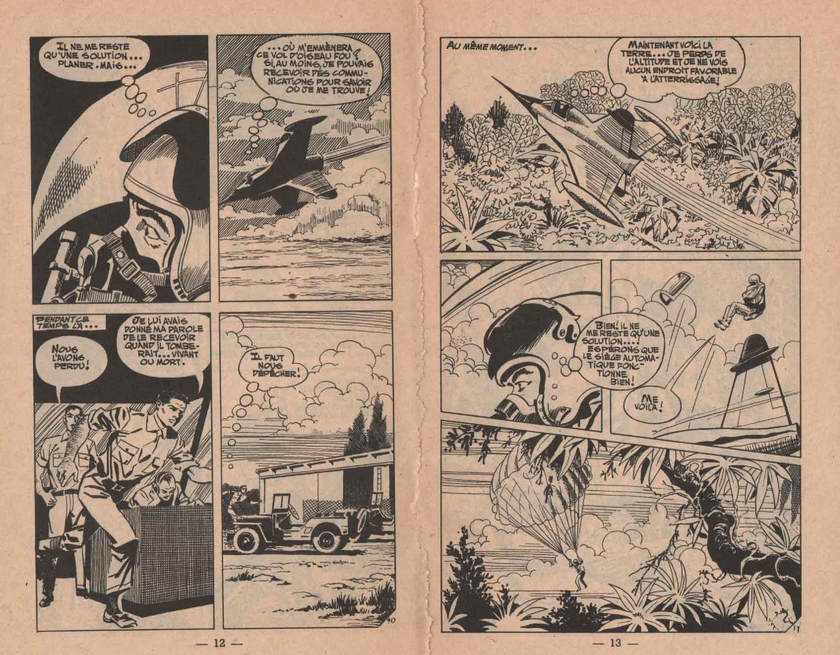 « Ray Halcotan » par Juan Antonio Ray Halcotan n° 11 (février 1961)