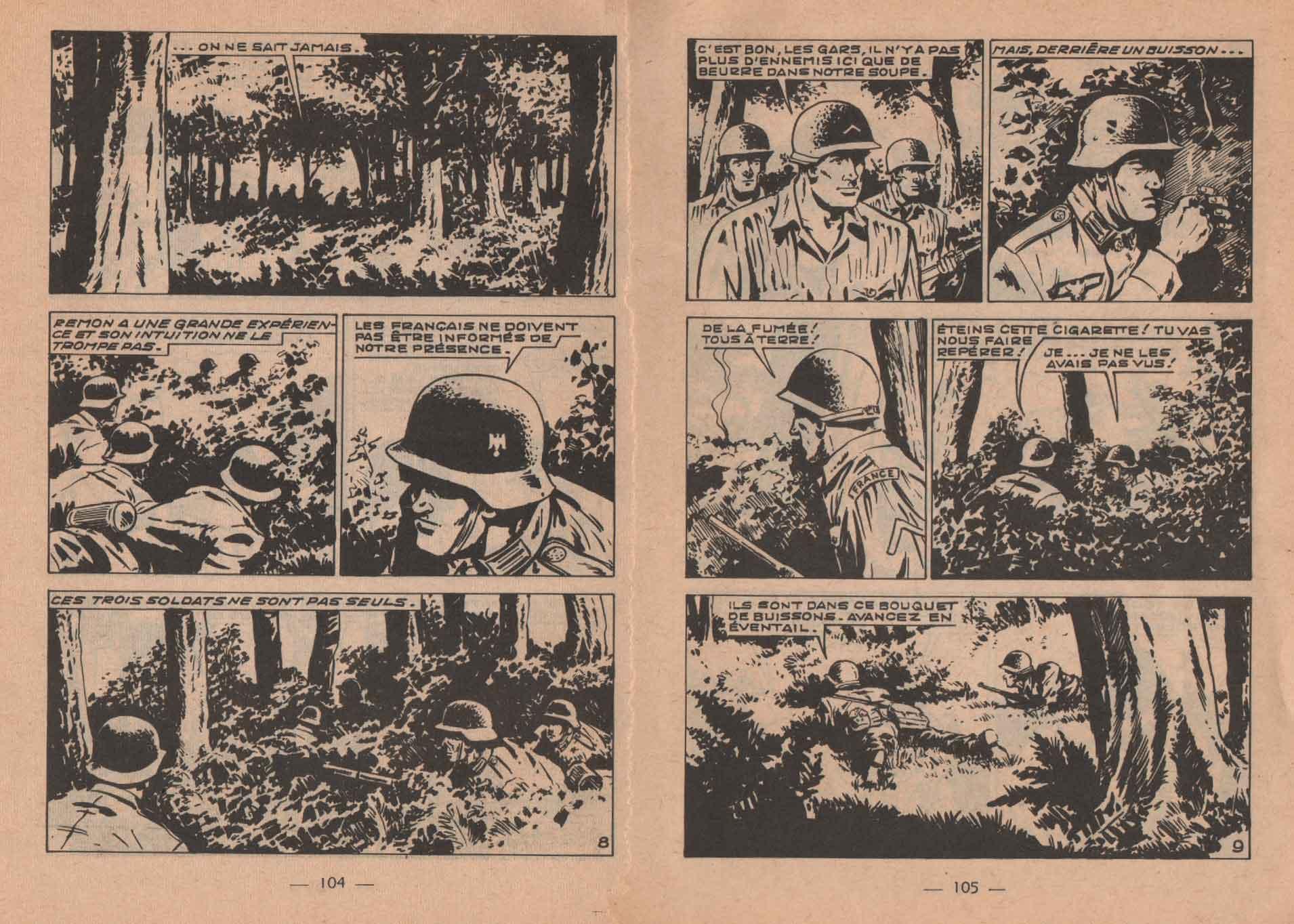 « Son air favori » Thierry n° 26 (11/1966).