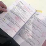 Pages du scénario de Jean Dufaux et recherches graphiques correspondantes par Christian Cailleaux (Dargaud - 2020).