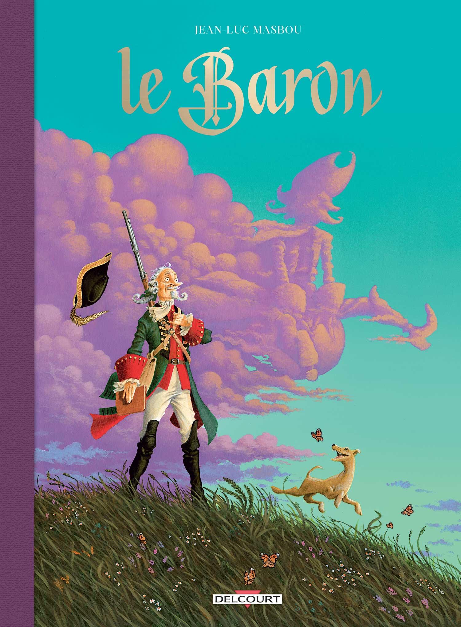 Le Baron Couverture