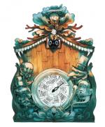 L'epouvantable peur d'Epiphanie Frayeur T2 horloge