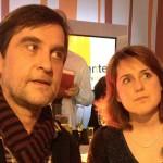 Christelle et Bertrand Pissavy-Yvernault.