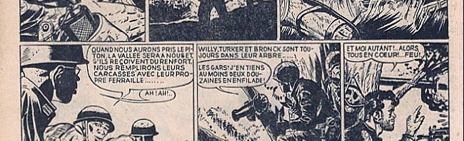 « Un contre cent » Garry n° 6 (01/1948).