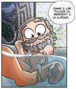 Archimède en son bain !