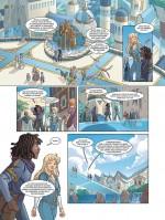 Les  mondes d Ewilan T1 page 2