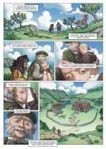 Les  mondes d Ewilan T1 page 44