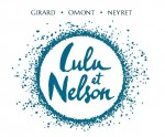 Lulu et Nelson T2 dessin titre
