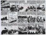 «La Caravane héroïque» Tom'X n°24 (25/12/1947).